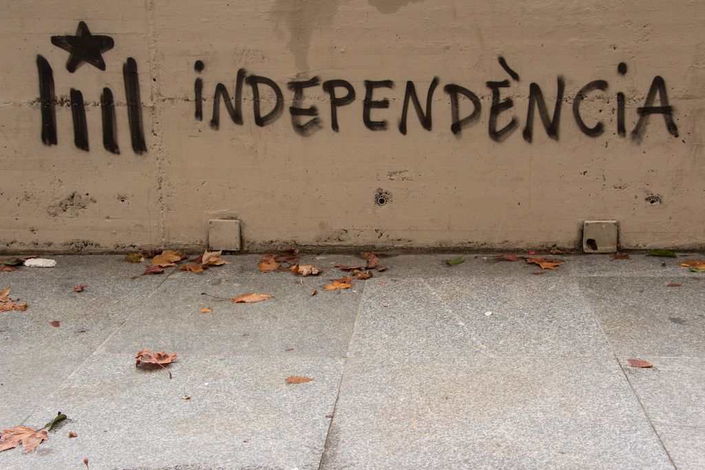 The Strange Politics of Independence Movements