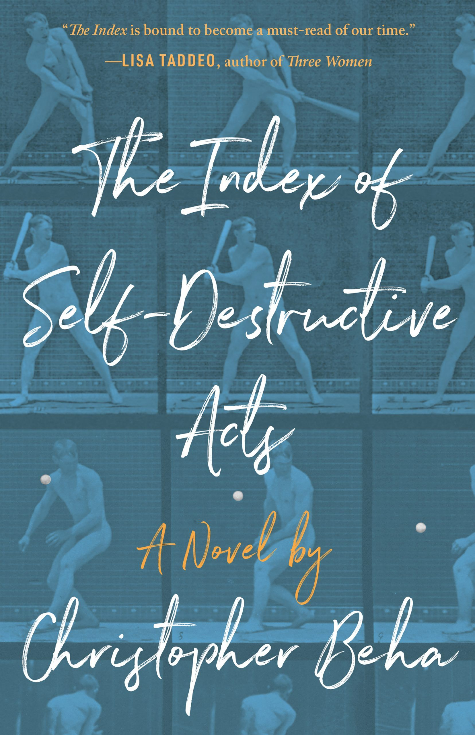 """The Index of Self-Destructive Acts"" is about the tension between humanity and raw data"